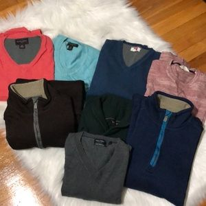 Lot of men's Sweaters